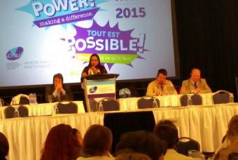 17º Convenção Bi-Annual 2015 da Federação Canadense dos Sindicatos dos Enfermeiros