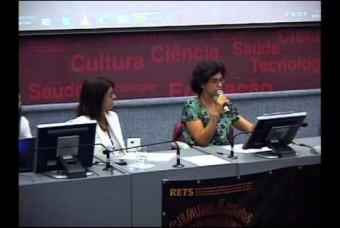 I Seminário RETS – Interculturalidade em Saúde – Palestra Ana Lucia Pontes – Perguntas bloco 2