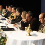 Abertura do II CONSE Congresso Nacional Científico dos Enfermeiros realizado Paláciodas Convenções do Anhembi São Paulo/SP. Brasil_29_09_2016. Fotos Dino Santos.