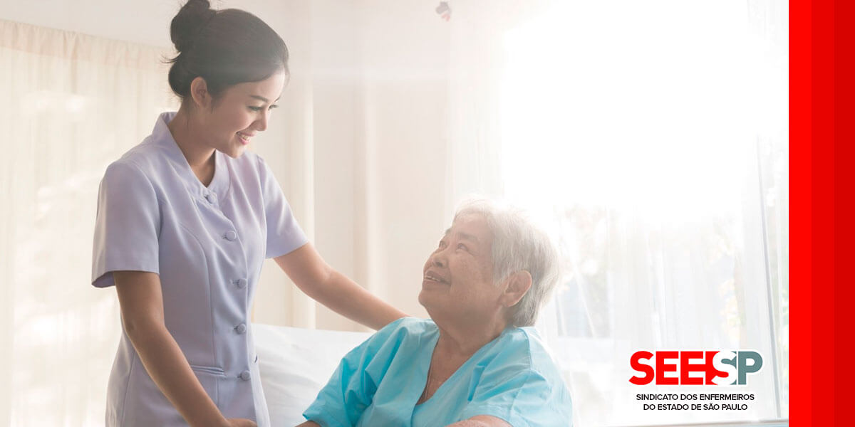 Aposentadoria especial para a enfermagem