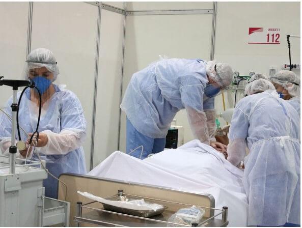 Projeto prevê indenização de R$ 50 mil para dependentes de profissionais de saúde que morram de Covid-19