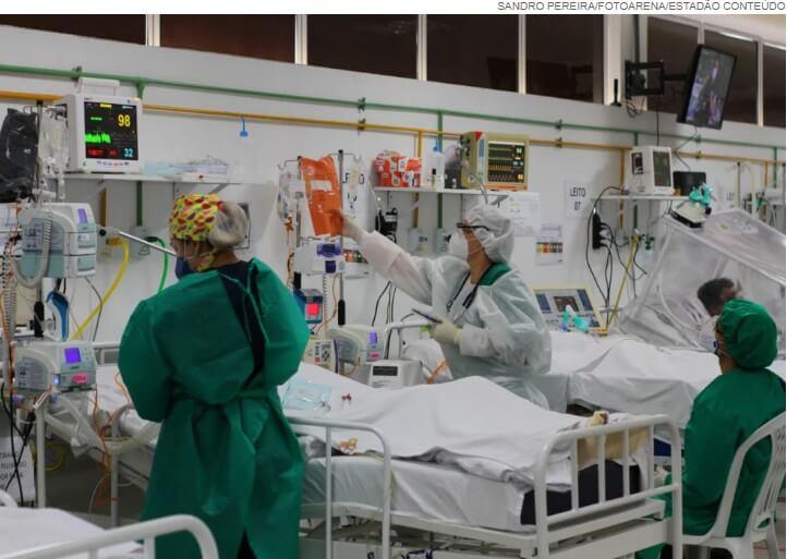 Jovem Pan – Entidades médicas criticam abertura do comércio