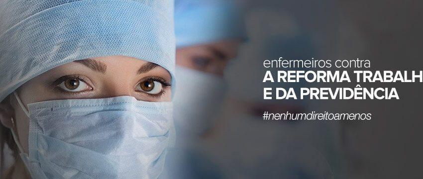 Carta aos enfermeiros Paulistas: É hora de mostrar nossa força!