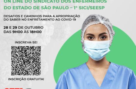 I Simpósio Científico Internacional Online do Sindicato dos Enfermeiros do Estado de São Paulo