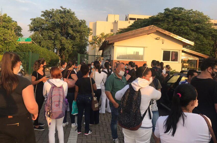 Profissionais da saúde são barrados na Santa Casa de Misericórdia de Itú. Sindicato age para garantir direitos